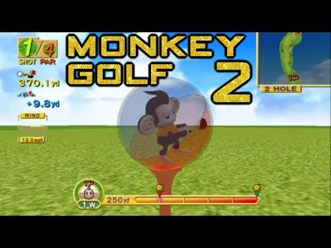 Super Monkey Ball 2: Monkey Golf 2 IMPROVED