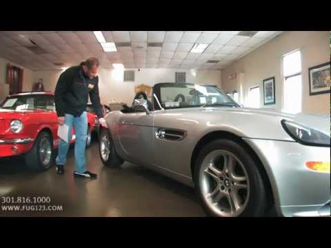 2001 BMW Z8 Roadster FOR SALE TEST DRIVE flemings ultimate garage