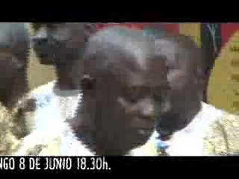 CORO COCEVAL DE ANGOLA VIDEO 1