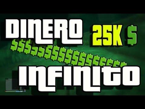 GTA V | Dinero INFINITO!!!