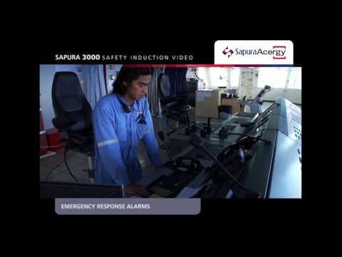 Sapura 3000 Safety Induction Video