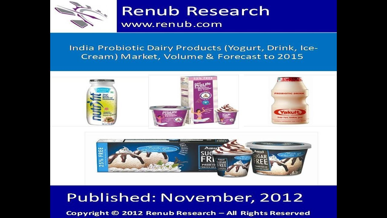 Probiotic Foods Available Indian Market India Probiotic Dairy Products