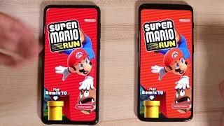Xiaomi Mi Mix 3 Vs OnePlus 6T Speed and Pubg Test