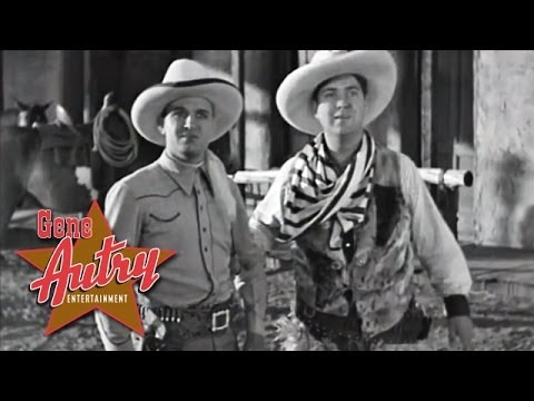 Cowboy Songs - Ridin Down The Canyon