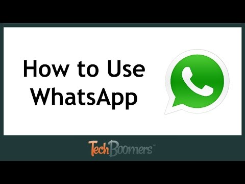 How To Use Whatsapp On Your Android Smartphone English
