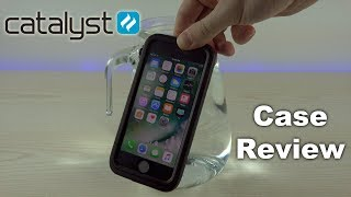 Best Waterproof Case for the iPhone 7 | Catalyst Waterproof iPhone 7 Case Review