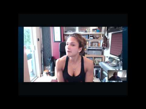 Kristina Vassilieva talks Comp Prep 7 weeks out from UKBFF