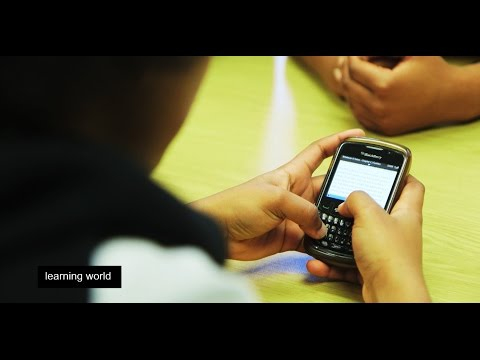 FunDza: Encouraging mobile reading in South Africa (Learning World: S5E19, 1/3)