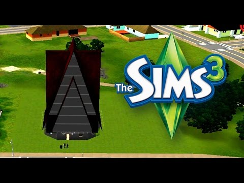 The Sims 3 | Bill Clinton Gets a Personality and a House!
