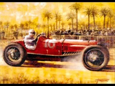 1925 Auto Racing Europe on Learn And Talk About Tripoli Grand Prix  Auto Races In Italy