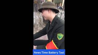trật tự đô thị phạt xe máy như csgt