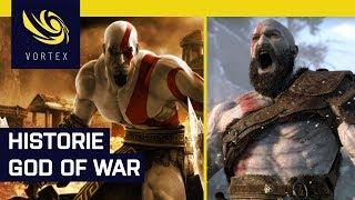 Historie série God of War aneb, co musíte vědět o Kratovi