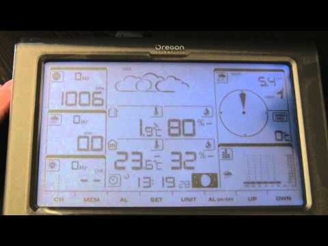 Oregon Scientific WMR200 Professional Weather Station  Review