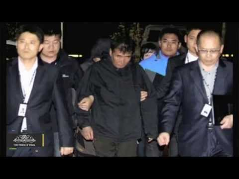 10 More Bodies Found Inside South Korean Ferry - TOI