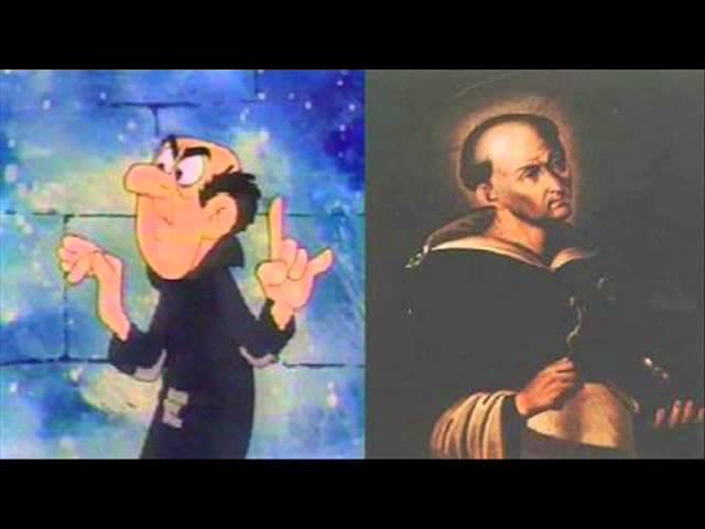 Los Pitufos!! La verdadera historia y los 7 pecados capitales muajajaja