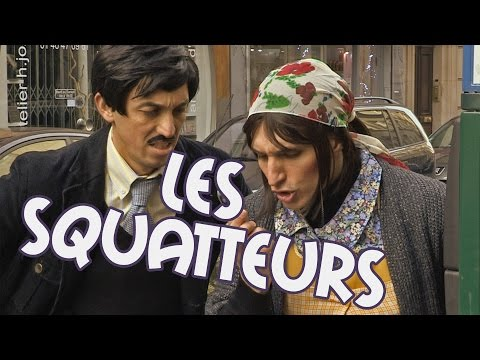 Les Squatteurs - LES GARDIENS #4 - avec Ro&Cut
