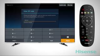 01. Setting up your H6 Series Smart TV