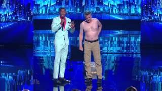 Brad Byers - America's Got Talent 2013 Season 8 - Radio City Music Hall