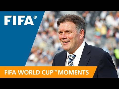 World Cup Moments: Bob Lenarduzzi