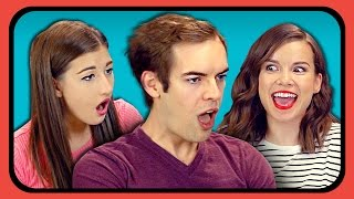 YouTubers React to True Survivor (Kung Fury)