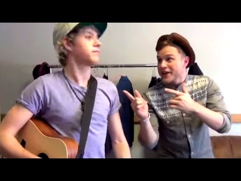 Olly Murs Ft. Niall Horan - Heart Skips a Beat (Acoustic)