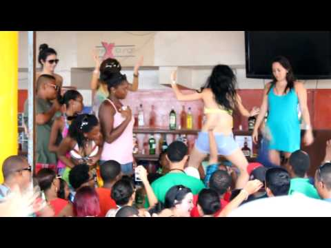 Bruk It Down Competition Costa Maya 2012 San Pedro video