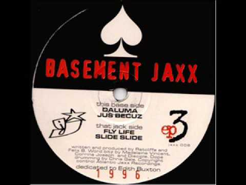 Basement Jaxx - Slide Slide (ATLANTIC JAXX)