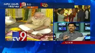 Gujarat exit polls analysis by Murali Krishna  - netivaarthalu.com