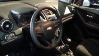 Interior Chevrolet Tracker LS 2014 Precio Caracteristicas versión para Colombia FULL HD