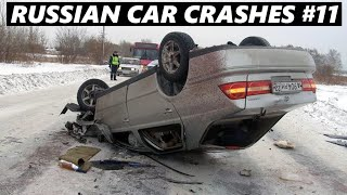 The ULTIMATE Russian Car Crash Compilation #11 - [2016]