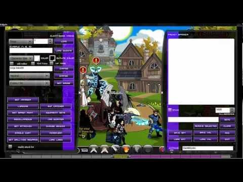 Hackers para aqw 2014 (Dark Mystic y BotQuestWorlds 1.6)