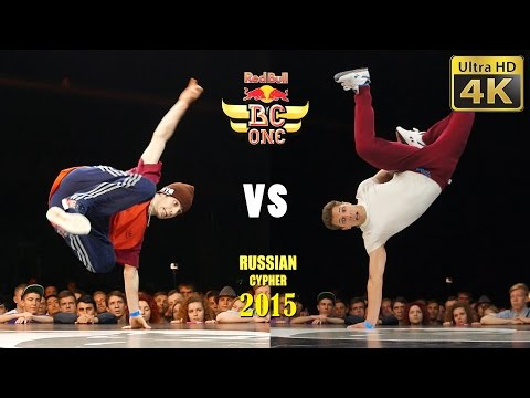 Red Bull BC One Russian Cypher 2015, Moscow - Semifinals 1 - 4K LX100