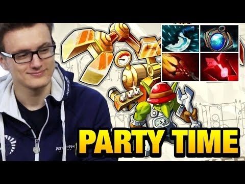Miracle Tinker Party Game With Alicexz Dota 2