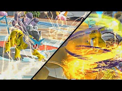 RAIKOU TOO OP! - Pokémon Battle Revolution [TwitchPlaysPokémon Donation Match]
