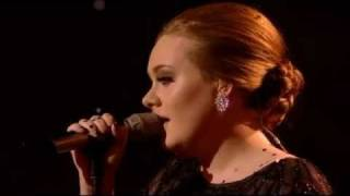 Adele -  Someone Like You - Live On The Brit Awards- 2011- 15 02 11