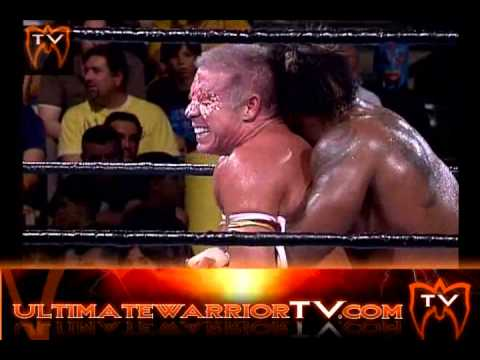 Ultimate Warrior vs Orlando Jordan Full Match !