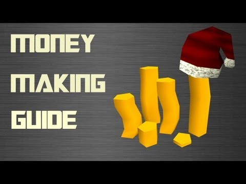 RuneScape P2P EoC How To Make 650k In 15 Minutes / Money Making Guide 2013 Commentary