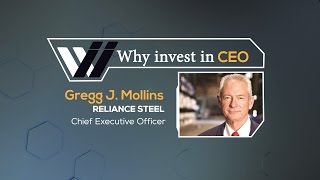 Gregg J Mollins-Reliance Steel