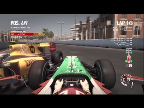 Hi this is a PS3 F1 2010 video Montage of all diff races we have had the last 5 Months using Sony Vegas 10 to edit , Hope you enjoy it , Thankyou for all the...