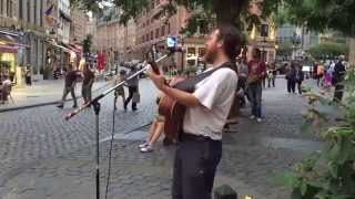 Amy Winehouse, Back to Black - Busking in the streets of Brussels, Belgium