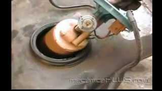 De la gasolina 92 velocidad de la combustión