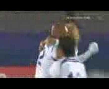 Chonburi FC vs Gamba Osaka:Chonburi FC Goal.