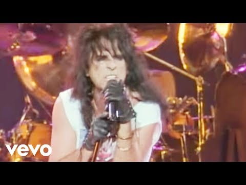 Alice Cooper - No More Mr Nice Guy Live