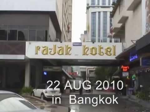 Rajah Hotel Bangkok Youtube
