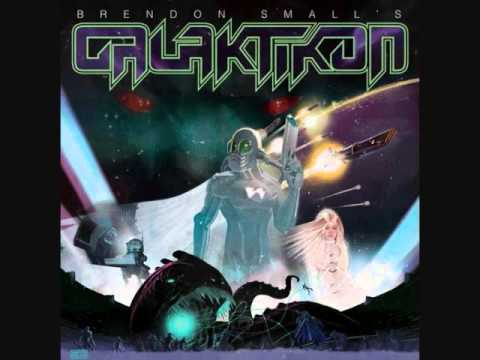 Brendon Small - Prophecy Of The Laser Witch