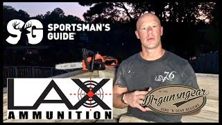 Live: New Mrgunsngear Channel Sponsors - Sportsman's Guide & LAXAmmo