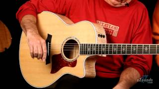 zZounds.com: Taylor Maple Guitar Tonewood
