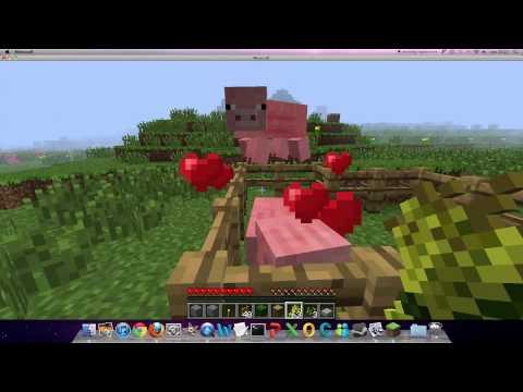 Minecraft come creare degli animali