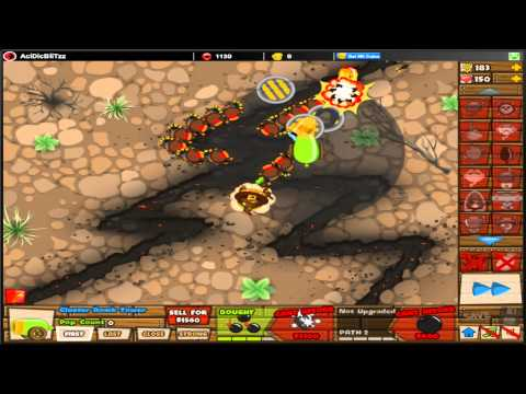 bloons tower defense 5 deluxe free online game