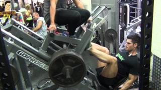 Bodypower Expo 2015 Part 2